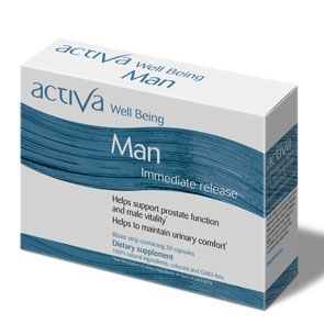 Activa Well-Being Man
