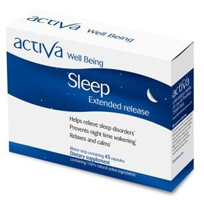 Activa Well-Being Sleep