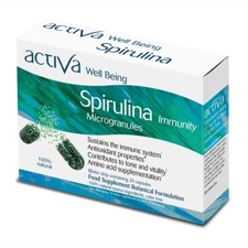 Activa Well-Being Spirulina